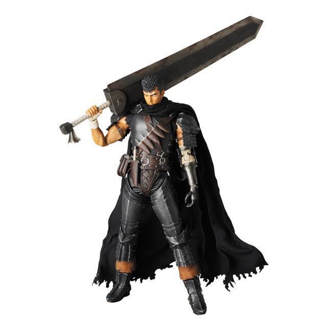 RAH ガッツ 黒い剣士 Ver.