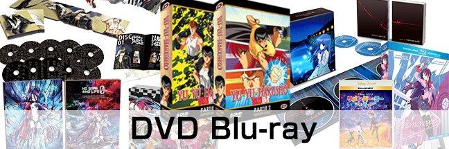 DVD・Blu-ray買取カテゴリー