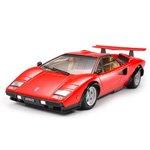 タミヤ 124 スポーツカーシリーズ No.306 ランボルギーニ カウンタック LP500S