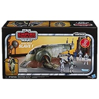 Star-Wars-The-Vintage-Collection-The-Empire-Strikes-Back-Boba-Fett's-Slave-I-スター・ウォーズ-ヴィンテージ・コレクション-ボバフェット スレーブ1 Toy Vehicle, Toys