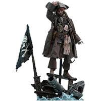 【ムービー・マスターピース-DX】『パイレーツ・オブ・カリビアン最後の海賊』16スケールフィギュア-ジャック・スパロウ