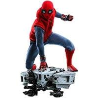 【ムービー・マスターピース】『スパイダーマン:ファー・フロム・ホーム』1/6スケールフィギュア-スパイダーマン(ホームメイド・スーツ-min